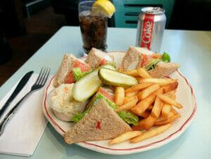 Lunch in New York