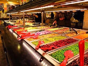 Lunch in New York - Salad bars