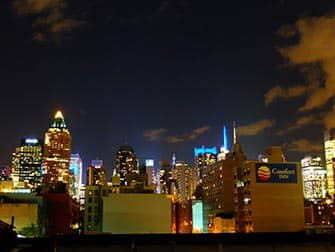 Mexican Food in New York - View from Cantina