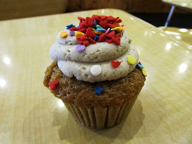 Mollys Cupcakes in NYC