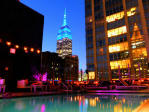 Romantic Restaurants and Bars in New York