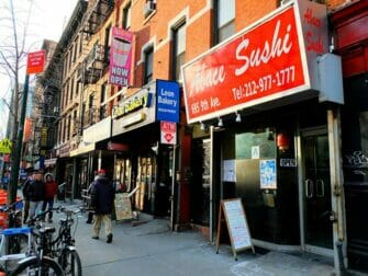 Sushi in New York - Abace Sushi