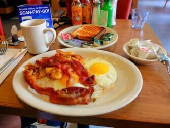 Westway Diner Breakfast