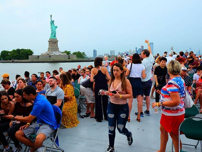 4th of July in New York - Fireworks Cruise