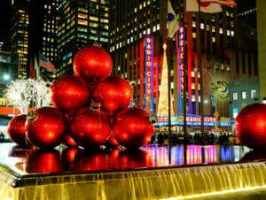 Christmas Season in New York 2
