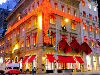 Christmas Season in New York Cartier 1
