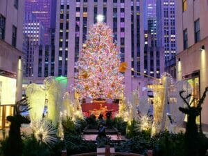 Christmas in New York 1