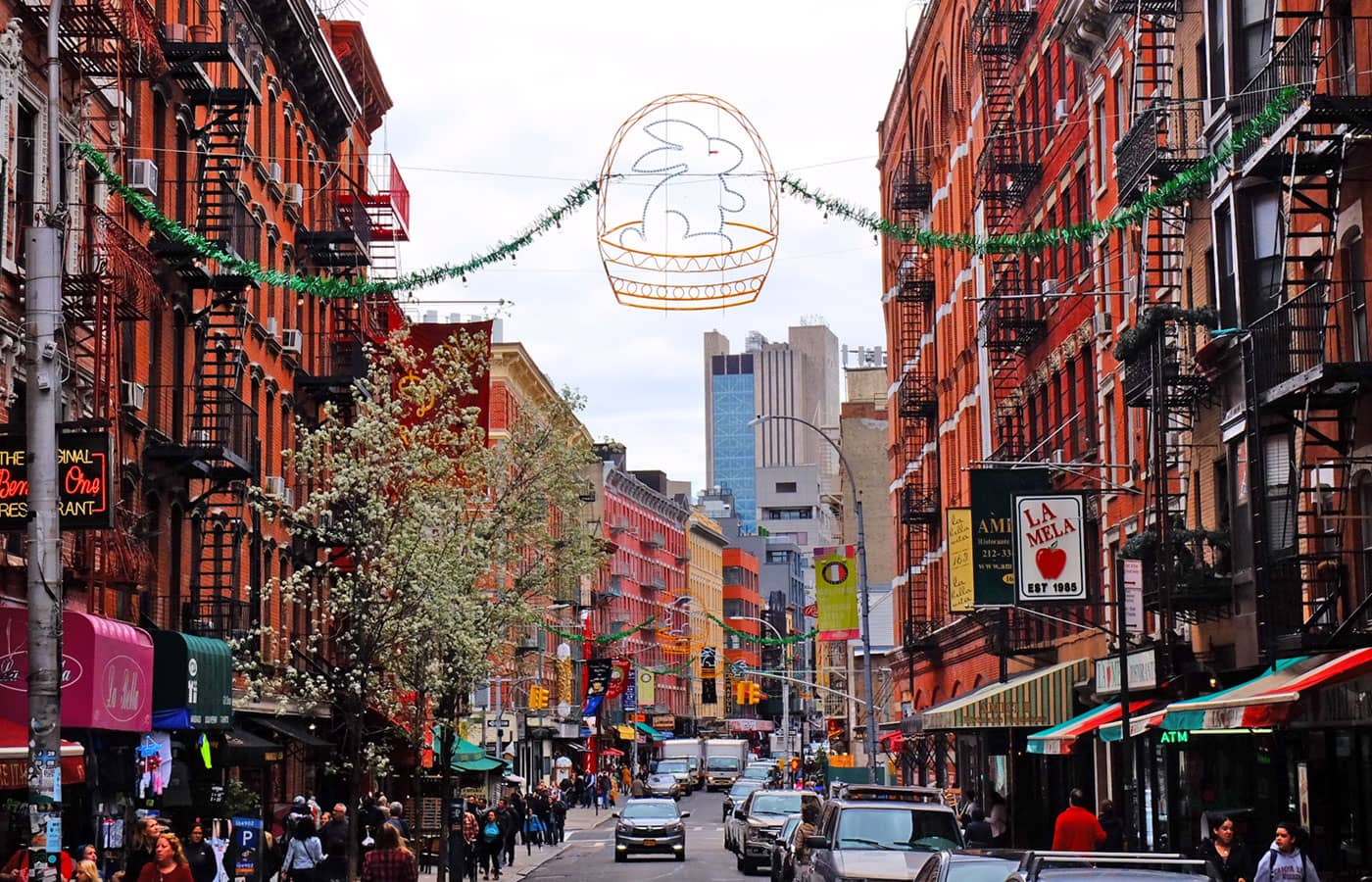 Easter in New York - Little Italy