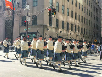 St Patricks Day in New York - outfits