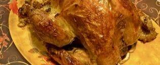 Thanksgiving in New York 1