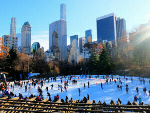 New Year's Day in New York