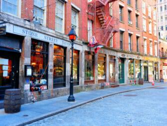 Stone Street New York