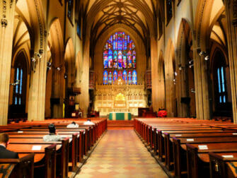 TTrinity Church New York