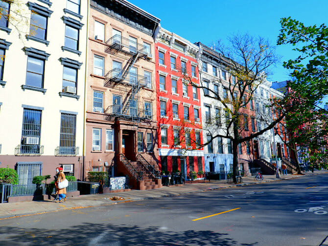 East Village New York City