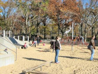 Central Park New York Playground