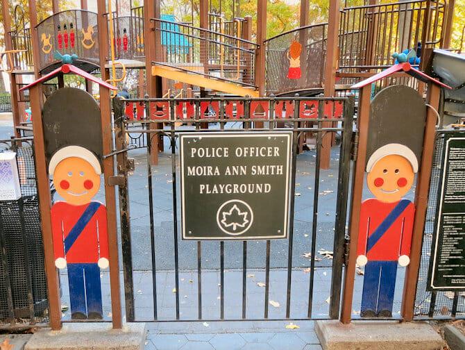 Madison Square Park Playground New York