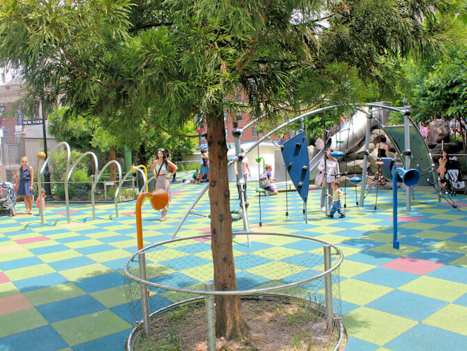 Playground Union Square New York