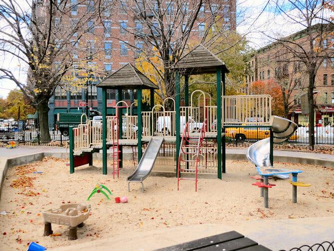 Bleecker Street Playground New York City