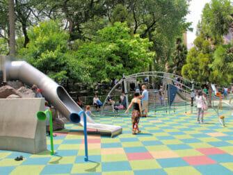 Playground Union Square New York City