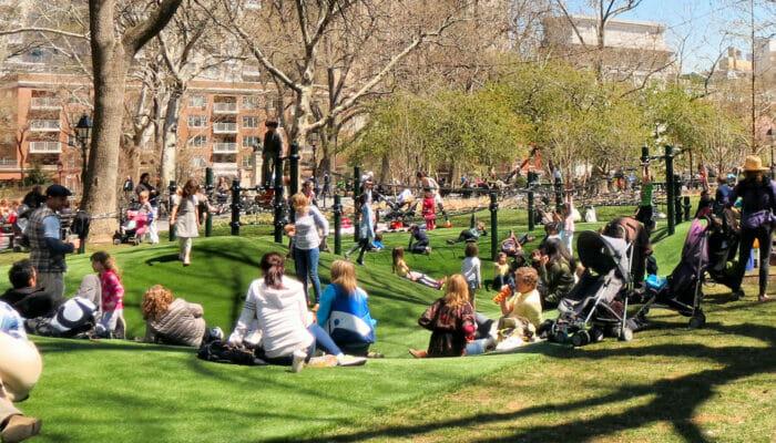 Washington Square Playground