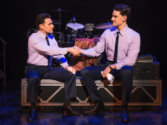 Jersey Boys in New York Tickets Handshake
