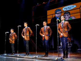 Jersey Boys in New York Tickets Performance