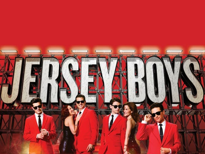 Jersey Boys in New York Tickets