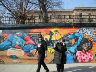 Hip-Hop Tours in New York - Harlem NYC