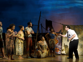 The Book of Mormon on Broadway Tickets In Uganda