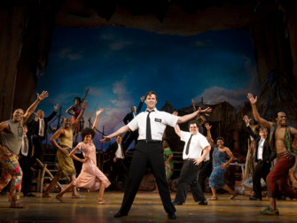 The Book of Mormon on Broadway Tickets With Locals