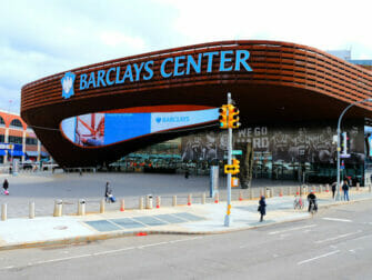 Brooklyn Tour - barclays center new york