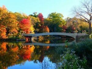 Central Park Movie Sites Walking Tour   Bow Bridge