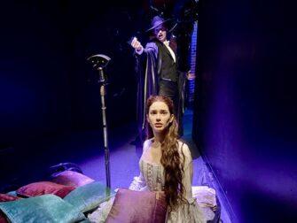 Madame Tussauds in New York The Phantom of the Opera