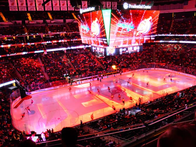 New Jersey Devils Tickets
