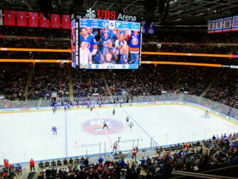 New York Islanders Tickets - Crowd