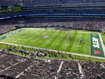 New York Jets American Football Game