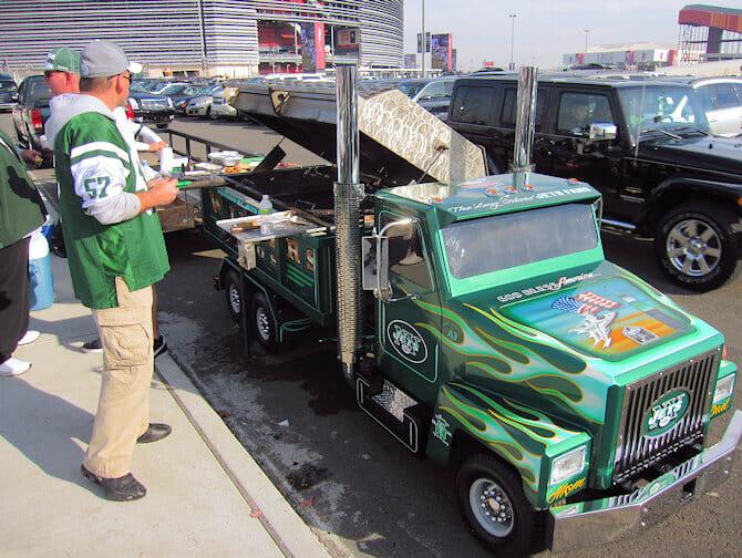 New York Jets Tickets - Parking