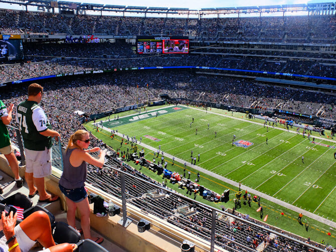 New York Jets Tickets - Stadium