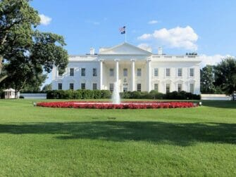 New York to Amish Country Philadelphia and Washington D C 2 day trip White House