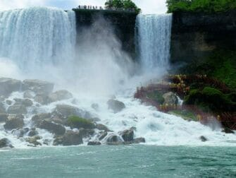 Two Day Niagara Falls Day Trip by Bus - Bride Veil Falls