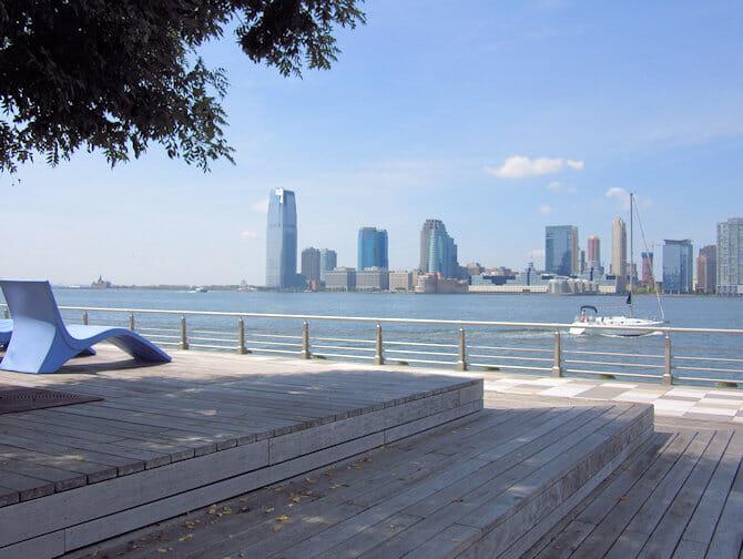 Pier 25 TriBeCa New York