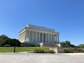Washington DC Day Trip - Lincoln Memorial