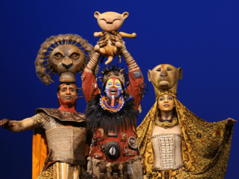 The Lion King on Broadway Tickets Rafiki