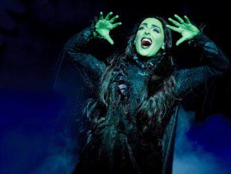 Wicked on Broadway Tickets Elphaba