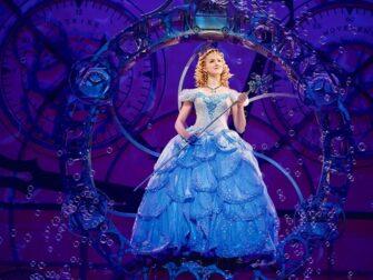 Wicked on Broadway Tickets Glinda