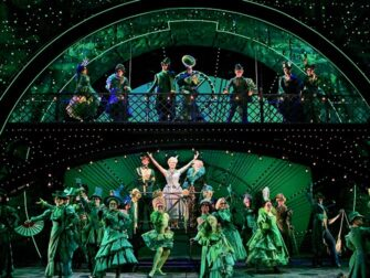 Wicked on Broadway Tickets Stage