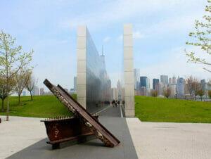 Empty Sky Memorial in New Jersey 1