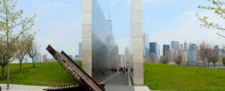 Empty Sky Memorial in New Jersey 1