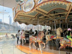 Janes Carousel in New York