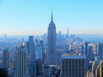 NYC Bus and Attractions Package - Empire State